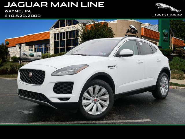 New 2020 Jaguar E-PACE P250 SE