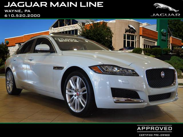 Pre-Owned 2018 Jaguar XF 35t Portfolio Limited Edition