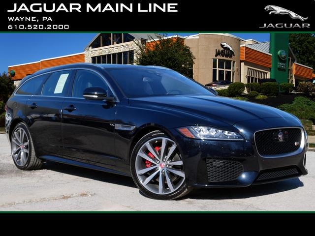 New 2018 Jaguar XF Sportbrake First Edition