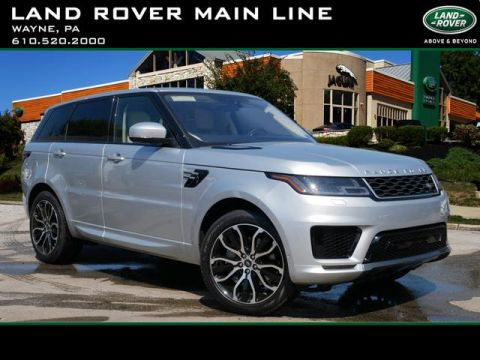 Pre-Owned 2020 Land Rover Range Rover Sport HSE MHEV
